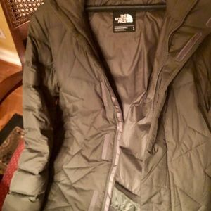 The North Face Puffer Winter Jacket Coat Large